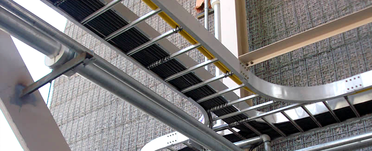 Cable Trays Perfotated Cable Trays Ladder Type Cable