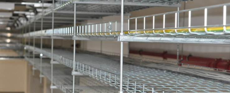 Cable Trays | Perfotated Cable Trays | Ladder Type Cable Trays ...